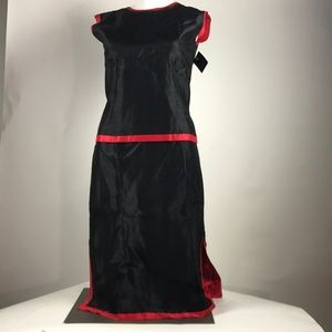 NWT Vtg Chinoiserie Designer Silk 2 Piece Suit  s4